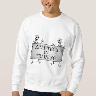 Radiografía en el entrenamiento suéter