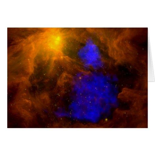 Radiografía Papá Noel de NASAs en Orión Felicitaciones