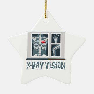Radiografía Vision Ornamento Para Arbol De Navidad