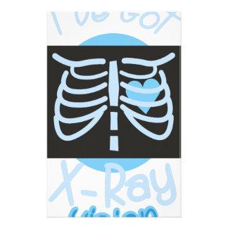 Radiografía Vision Papelería