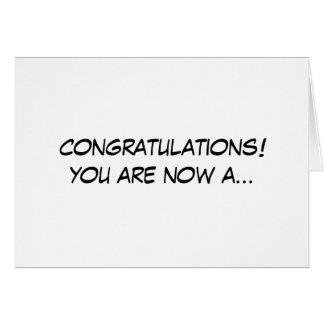 Radiografíe la tarjeta del congrat de la tecnologí