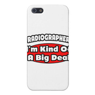 Radiographer .. Big Deal iPhone 5 Covers