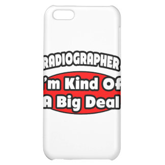 Radiographer .. Big Deal iPhone 5C Covers
