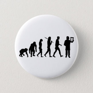 Radiographer Radiologist X-ray tees and gifts Button