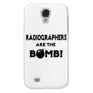 Radiographers Are The Bomb! Samsung Galaxy S4 Cover