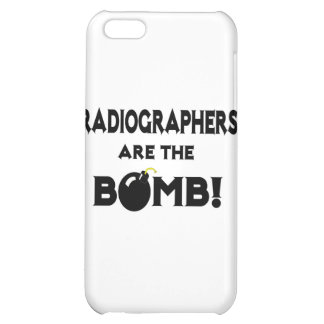 Radiographers Are The Bomb! Cover For iPhone 5C