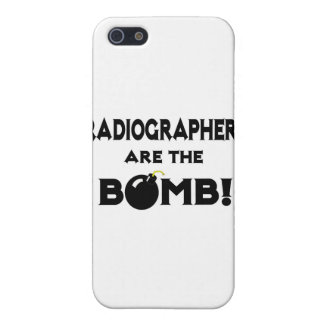 Radiographers Are The Bomb! iPhone 5 Covers