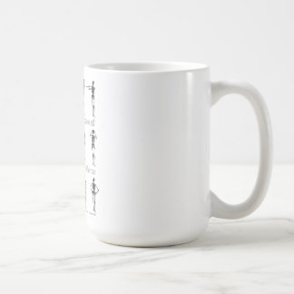 Radiographers Know All The Right Positions Classic White Coffee Mug