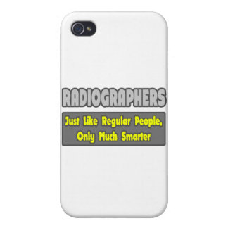 Radiographers .. Smarter iPhone 4 Cases