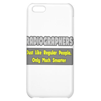 Radiographers .. Smarter iPhone 5C Case