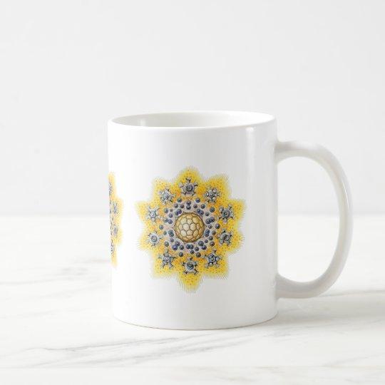 Radiolaria Coffee Mug