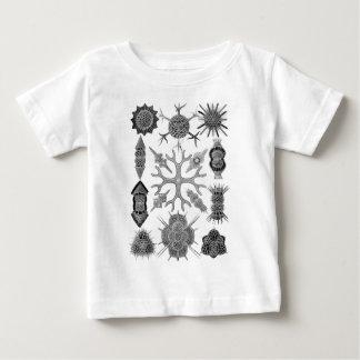 Radiolarians – amoeboid protozoans baby T-Shirt