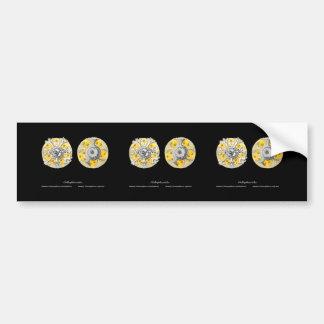 Radiolarians Bumper Stickers