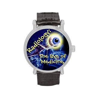 """""""Radiología: Ojo reloj de la medicina"""""""