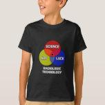 Radiologic Technology .. Science Art Luck T-Shirt