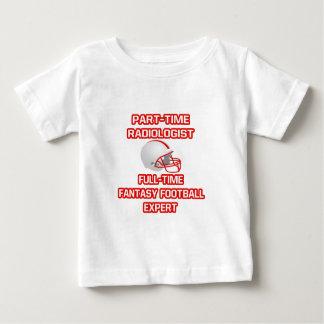 Radiologist .. Fantasy Football Expert Baby T-Shirt