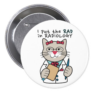 Radiologist Radiology Button