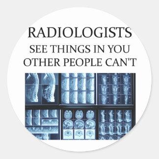 RADIOLOGisT  radiology Stickers