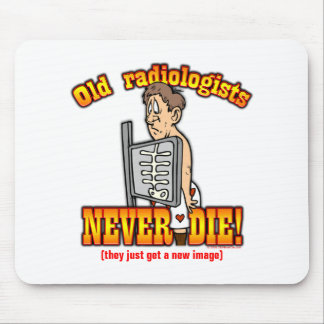 Radiologists Mouse Pad