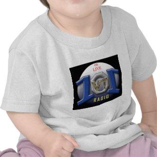 RadioLogo3-1-2-1 T-shirts