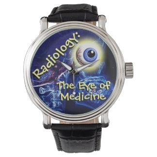 """Radiology: Eye of Medicine"" watch"