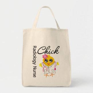 Radiology Nurse Chick v2 Bag