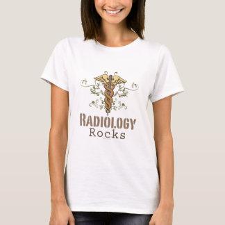Radiology Rocks Radiology Baby Doll Tee