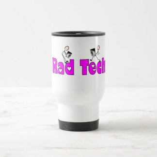 "Radiology Technician ""Rad Tech"" Gifts Travel Mug"