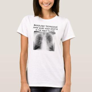 Radiology technicians make sure... T-Shirt
