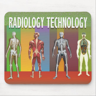 Radiology Technology Applied Science mousepad