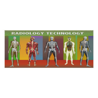 RADIOLOGY TECHNOLOGY APPLIED SCIENCE POSTER