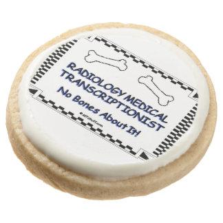 Radiology Transcription Cookies