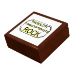 Radiology Transcriptionists Rock Keepsake Boxes