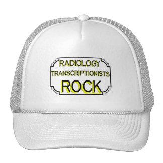 Radiology Transcriptionists Rock Trucker Hat