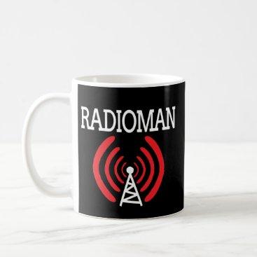 Radioman RM Communications Coffee Mug Military