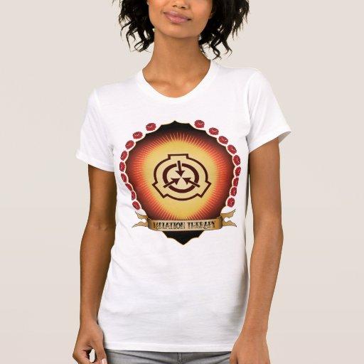 Radioterapia Mandorla Camisetas