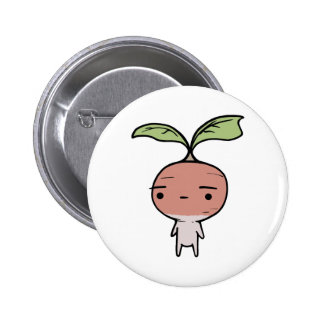 Radish Buttons