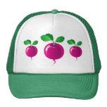 Radish Hat