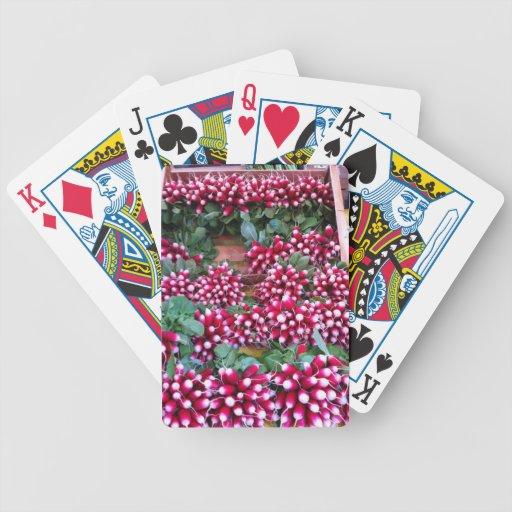 radish.jpg barajas de cartas