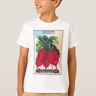 Radish Seed Packet T-Shirt