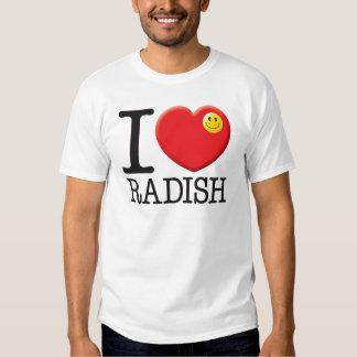 Radish T Shirts