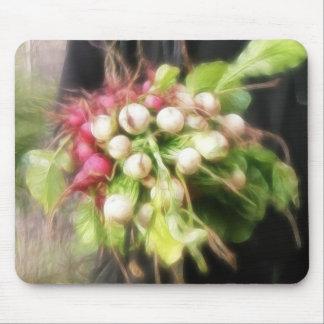 Radish & Turnip Harvest Mouse Pad