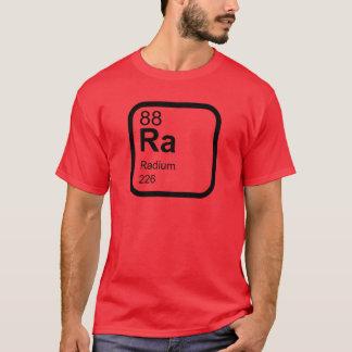 Radium - Periodic Table science design T-Shirt