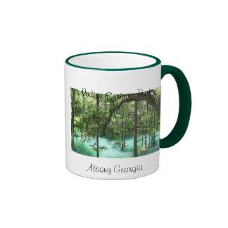 Radium Springs Park Albany GA. The Good Life City Ringer Mug