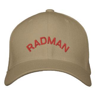 RADMAN EMBROIDERED BASEBALL HAT