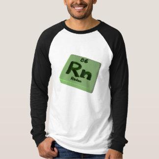 Radón del Rn Playera