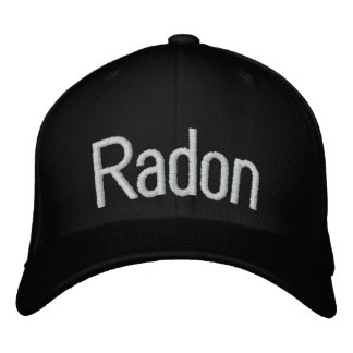 Radon Embroidered Baseball Hat