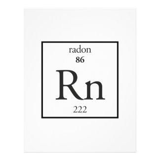 Radon Flyers