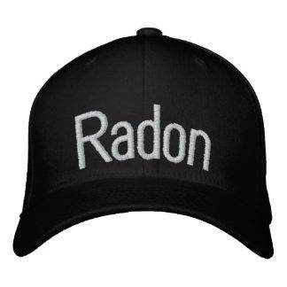 Radón Gorra De Beisbol