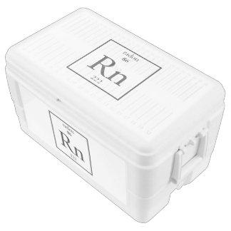 Radon Igloo Chest Cooler